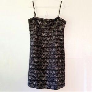 Linda Allard / Ellen Tracy Flip Flop Dress - 16
